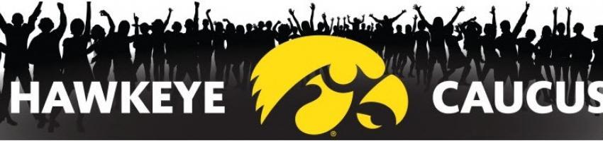 Hawkeye Caucus Banner